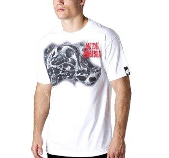 koszulka METAL MULISHA - ROT biała