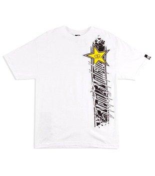 koszulka METAL MULISHA - RS-RACEWAY biała