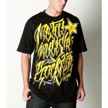 koszulka METAL MULISHA - RS SKRIPT czarna
