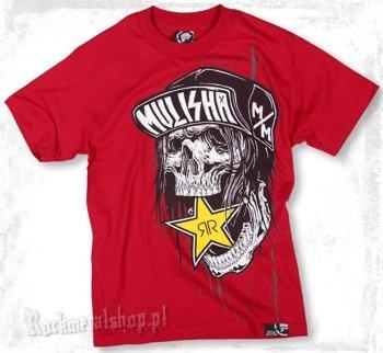 koszulka METAL MULISHA - RS WIDE OPEN czerwona
