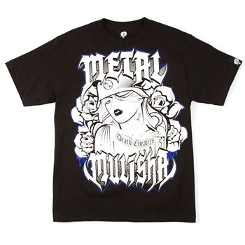koszulka METAL MULISHA - SIDE czarna