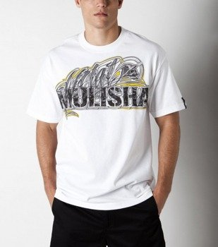 koszulka METAL MULISHA - SKETCHED biała