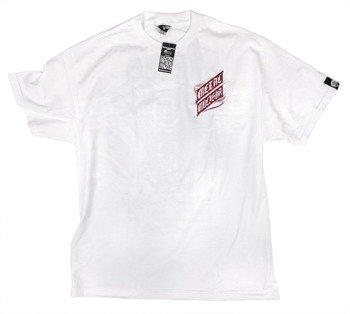 koszulka METAL MULISHA - V-TWIN biała
