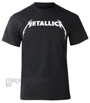 koszulka METALLICA - BLACK & WHITE LOGO