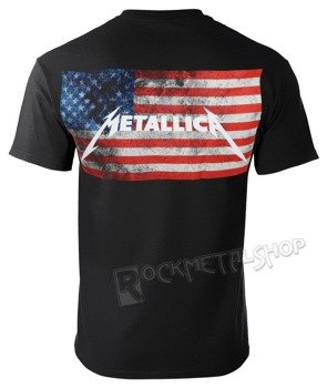 koszulka METALLICA - DEATH FLAG USA