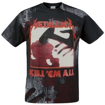 koszulka METALLICA - KILL EM ALL