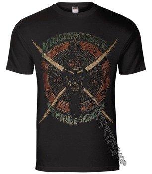 koszulka MONSTER MAGNET - SPINE OF GOLD