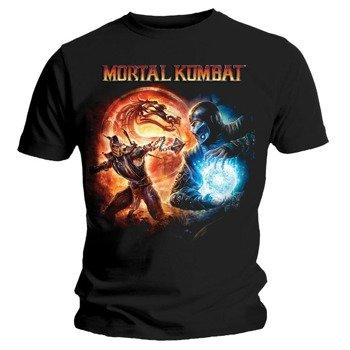 koszulka MORTAL KOMBAT - COVER