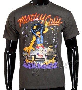 koszulka MOTLEY CRUE - ALLISTER KING KONG