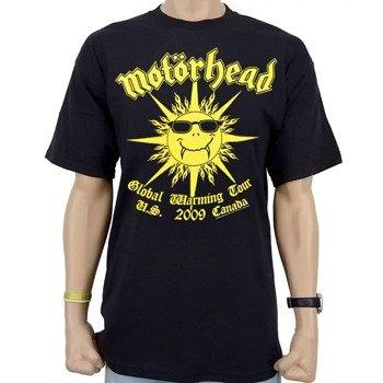 koszulka MOTORHEAD - GLOBAL WARMING TOUR 2009