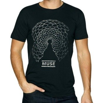 koszulka MUSE - TOUR SPHERE DISCHARGE