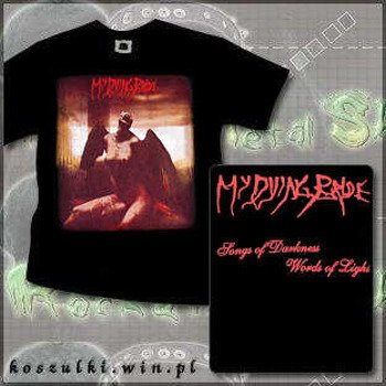 koszulka MY DYING BRIDE - SONGS OF DARKNESS WORDS OF LIGHT