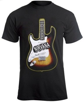 koszulka NIRVANA - GUITAR