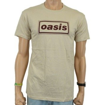 koszulka OASIS - CLASSIC LOGO