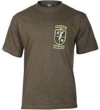 koszulka OFFSPRING - HAMMERHEAD oliwkowa