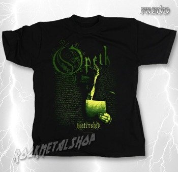 koszulka OPETH - MATRIX WRITING