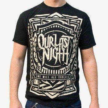 koszulka OUR LAST NIGHT - EVOLUTION