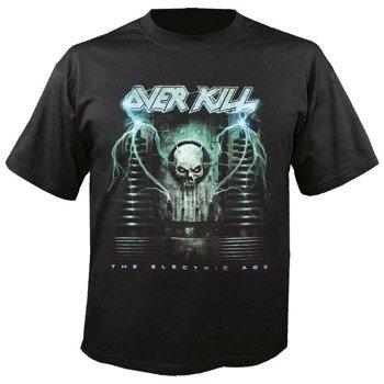 koszulka OVERKILL - ELECTRIC