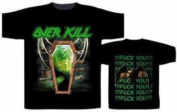 koszulka OVERKILL - FUCK YOU!!!