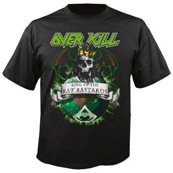 koszulka OVERKILL - RAT BASTARD