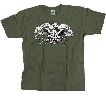 koszulka PAINT IT BLACK - EAGLE