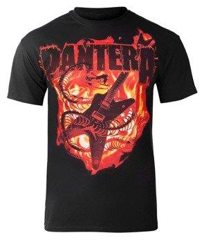 koszulka PANTERA - GUITAR SNAKE