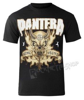 koszulka PANTERA - HOSTILE SKULL