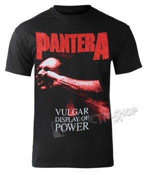 koszulka PANTERA - RED VULGAR