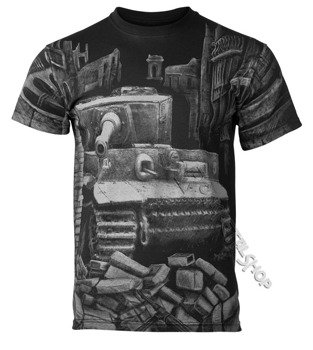 koszulka PANZER DIVISION - TIGER