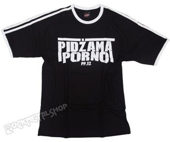 koszulka PIDŻAMA PORNO - ODJAZDY czarna (limited edition)
