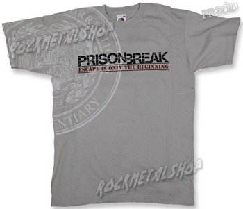 koszulka PRISON BREAK - SHOULDER SEAL