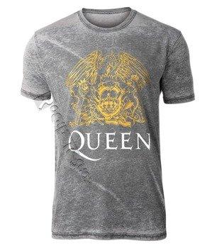 koszulka QUEEN - CREST BURNOUT