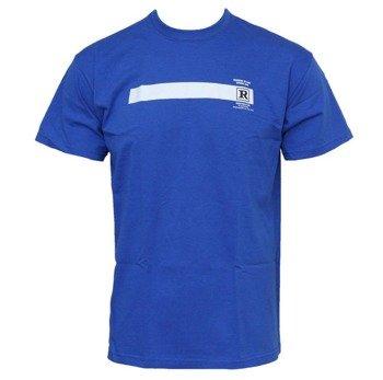 koszulka QUEENS OF THE STONE AGE - ROYAL BLUE