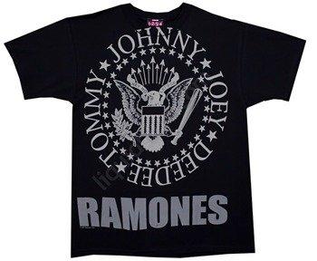 koszulka RAMONES - HEY HO LETS GO
