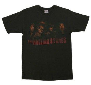 koszulka ROLLING STONES - SMOKE BAND