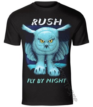 koszulka RUSH - FLY BY NIGHT