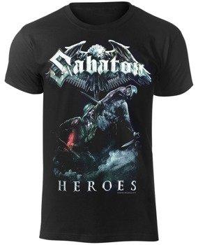 koszulka SABATON - HEROES