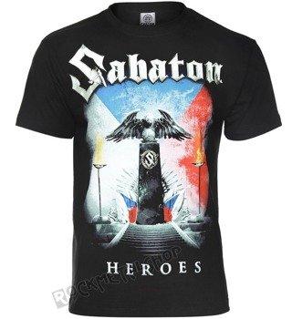 koszulka SABATON - HEROES CZECH REPUBLIC
