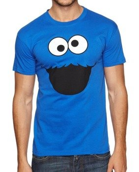 koszulka SESAME STREET - MONSTER FACE