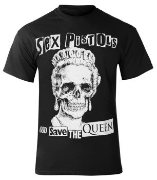 koszulka SEX PISTOLS - GOD SAVE THE QUEEN