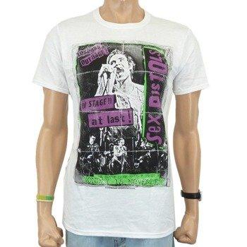koszulka SEX PISTOLS - LONDON OUTRAGE