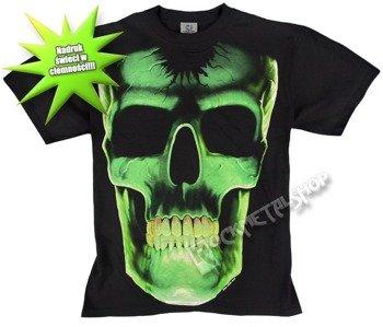 koszulka SKULLS - GREEN SKULL