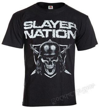 koszulka SLAYER - SLAYER NATION