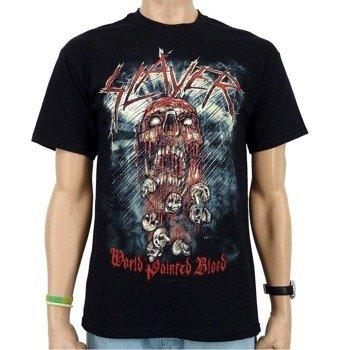 koszulka SLAYER - WORLD PAINTED BLOOD SKULL