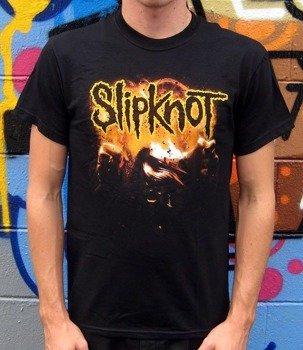 koszulka SLIPKNOT - GLASS SPLATER