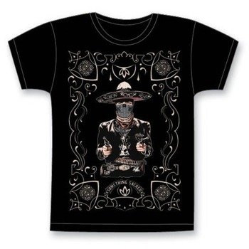 koszulka SOMETHING SACRED - Pistolito