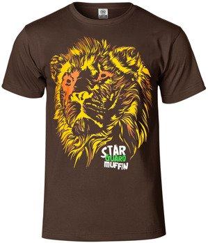 koszulka STAR GUARD MUFFIN - LION brązowa