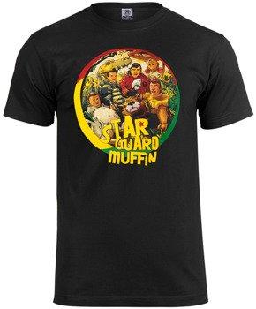koszulka STAR GUARD MUFFIN - SZANUJ czarna