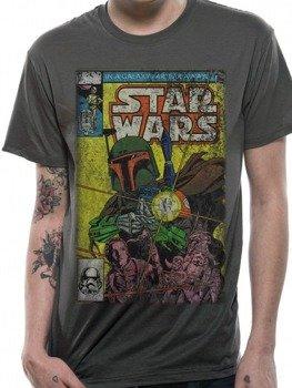 koszulka STAR WARS - BOBA BLAST FOTL