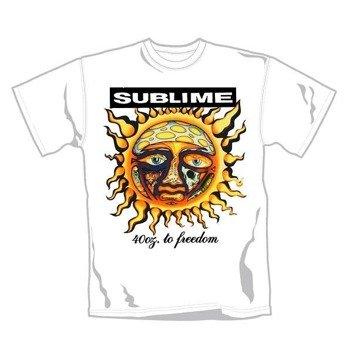 koszulka SUBLIME - 40 OZ